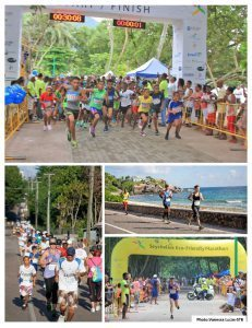 Tourism Festival Seychelles 11th Eco-Friendly Marathon set for February 25