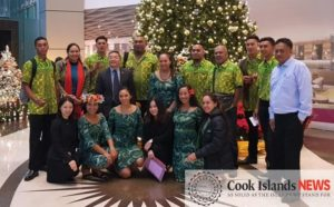 Cook Island Tourism: Chinese interest was incredible