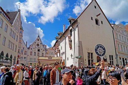 Estonia reports surge in UK visitor numbers