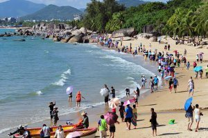 China's Hainan lures global travelers with more than beaches