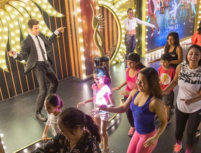 Ranbir Kapoor dares guests to take the dancefloor at Madame Tussauds Singapore