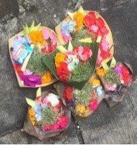 Canang Sari - offerings