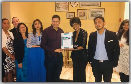 Seychelles Tourism Board and Air Seychelles host appreciation evening in India