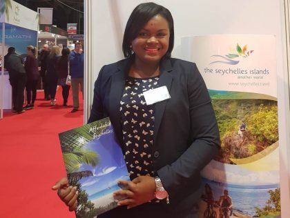 Seychelles islands showcased at Holiday World Show in Dublin