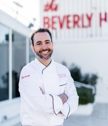 The Beverly Hilton announces new Executive Chef