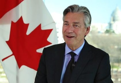 Air Canada nominates former Canadian ambassador to US to its Board of Directors