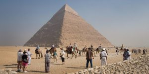 Middle East and US visitors to drive Egypt's tourism recovery