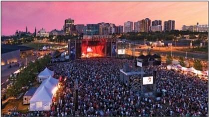 Ottawa set to rock this summer