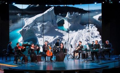 Holland America Line debuts 'Planet Earth II in Concert'