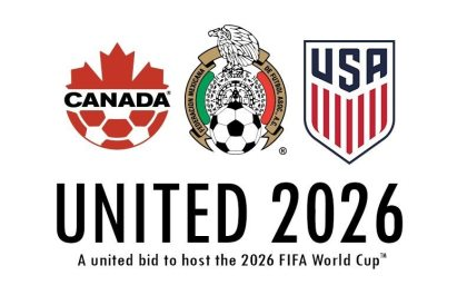 Toronto named Candidate Host City under United 2026 Bid for 2026 FIFA World Cup