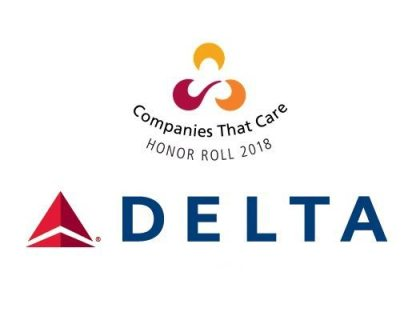 Delta Air Lines earns spot on 2018 Honor Roll of 'Companies That Care'