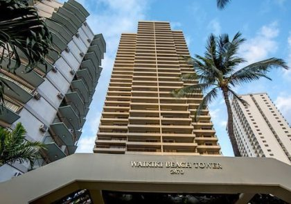 The Residences at Waikiki Beach Tower opens after multi-million-dollar transformation