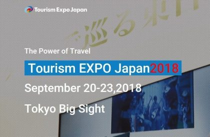 Tourism EXPO Japan 2018: Delivering the power of travel