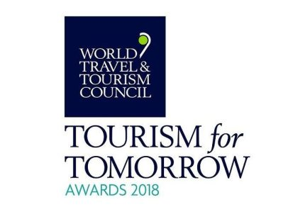The winners are… : WTTC 2018 Tourism for Tomorrow Awards