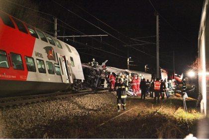 Dozens injured in Salzburg a train accident