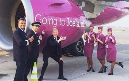 WOW air's summer dream job: Move to Reykjavik and do nothing for $4000 a month