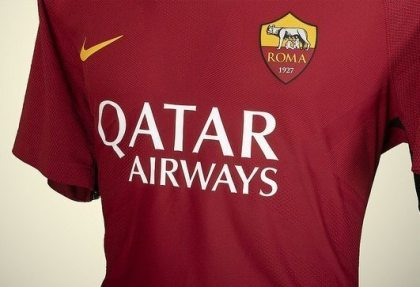 Qatar Airways becomes Main Global Partner of Italian football club AS Roma