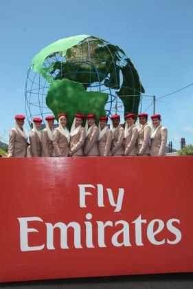 Emirates Airlines: We remain committed to Mauritius and Seychelles