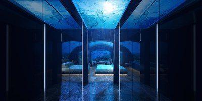 World's first undersea residence: Conrad Maldives Rangali Island