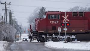 Strike: Canadian Pacific Railway (CP).