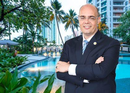 Dutchman Mr. Bonga: New GM for Chatrium Hotels & Residences Sathon Bangkok