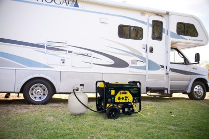 What to take with you when camping in your RV