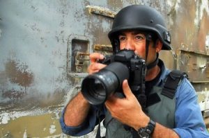 Journalists of the Mediterranean: Competition begins during serious international crises