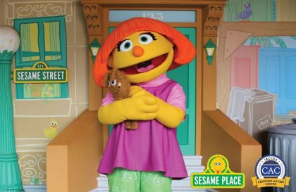 Sesame Place: First Theme Park designated as a Certified Autism Center