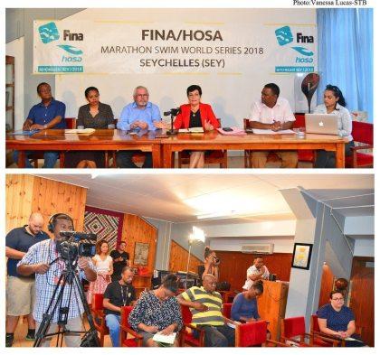 FINA Marathon Swim World Series: First African host Seychelles prepares