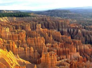 Bryce Canyon National Park E. coli water contamination does not affect city's water