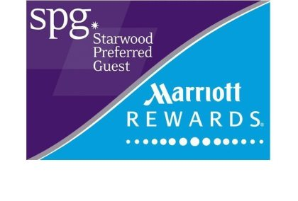 Marriott Rewards and Starwood Preferred Guest give members more points earning opportunities