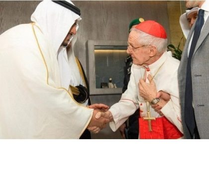 Vatican and Riyadh sign agreement to build churches in Saudi Arabia, hold Muslim-Christian summits