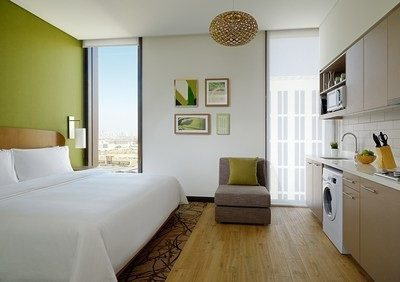 Marriott International debuts eco-conscious Element brand in the Middle East