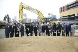 Omni Hotels & Resorts celebrates breaking ground on Boston Seaport Hotel