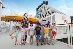 Dream Cruises teams up with Sony Pictures Animations