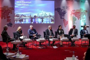 IMEX Policy Forum brings political world & meetings industry together