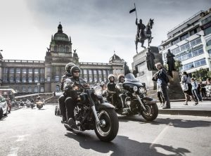 Czech it out: Corinthia Hotel Prague woos Harley-Davidson enthusiasts with special package