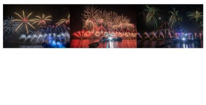 American company wins first place at Malta's International Fireworks Festival