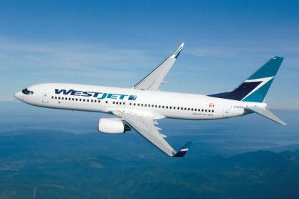 WestJet adding jets to fly fans from Winnipeg to Las Vegas