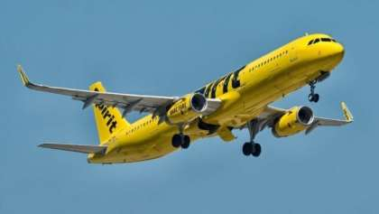 Spirit Airlines brings new international routes to Houston's Intercontinental Airport