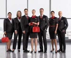 Air Canada's new uniforms recognized as Best Corporate Design