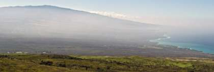 Hawaii Tourism to benefit from added air monitoring stations for Big Island vog