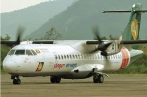 Yangon Airways: Owned by drug dealers and expanding due to new French technology?