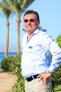 Steigenberger Al Dau Beach Hotel in Hurghada: New GM Klaus Reinwand ready to tackle challenges
