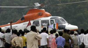 Indian Minister opens helicopter service between Shimla and Chandigarh saying connectivity in tourism is key