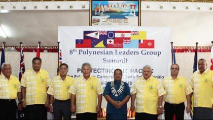 Hawaii, Rapa Nui and New Zealand joins Polynesian Leaders Group