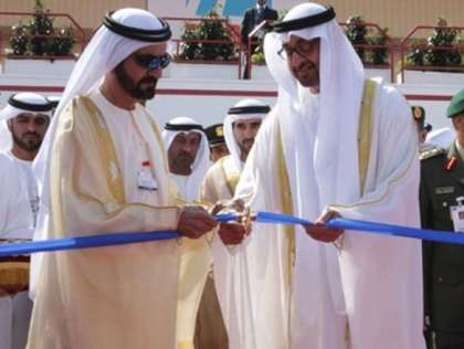 Sheikh Mohammed bin Rashid and Sheikh Mohamed bin Zayed inaugurate Warner Bros. World Abu Dhabi