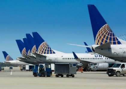 United Airlines strengthens domestic route network