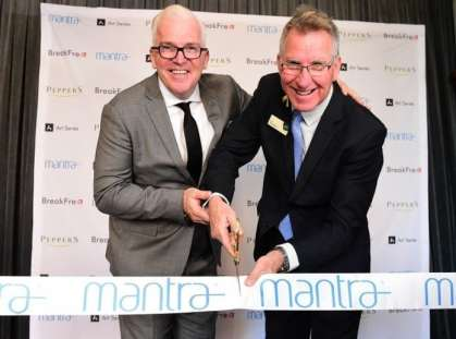 Mantra Albury Hotel officially opens its doors