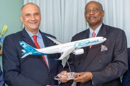 Uganda Airlines orders two Airbus A330neo jets
